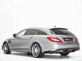Ver foto 7 de Mercedes Brabus CLS Shooting Brake 850 6.0 Biturbo 2013