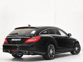 Ver foto 2 de Brabus Mercedes CLS Shoting Brake B63S X218 2013