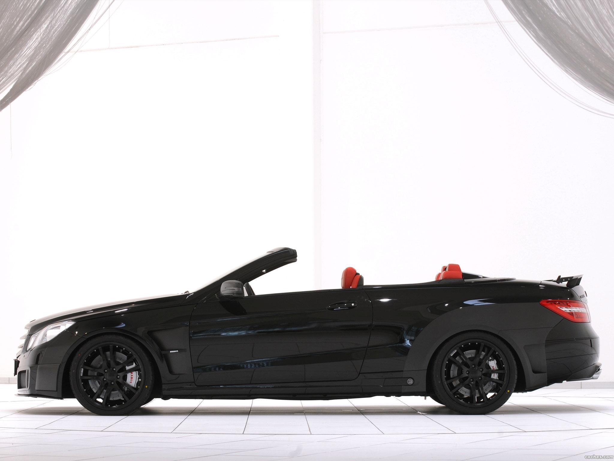 Foto 8 de Mercedes Brabus Clase E 800 E V12 Cabriolet 2011