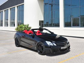 Ver foto 6 de Mercedes Brabus Clase E 800 E V12 Cabriolet 2011