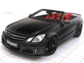 Ver foto 4 de Mercedes Brabus Clase E 800 E V12 Cabriolet 2011
