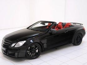 Ver foto 3 de Mercedes Brabus Clase E 800 E V12 Cabriolet 2011