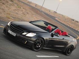 Fotos de Mercedes Brabus Clase E 800 E V12 Cabriolet 2011