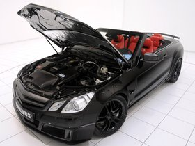 Ver foto 11 de Mercedes Brabus Clase E 800 E V12 Cabriolet 2011