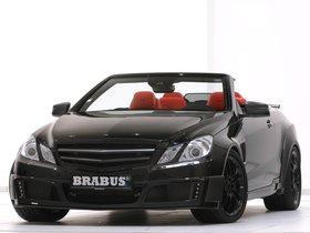 Ver foto 8 de Mercedes Brabus Clase E 800 E V12 Cabriolet 2011