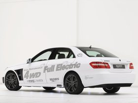 Ver foto 4 de Brabus Mercedes Clase E High Performance 4WD Full Electric 2011