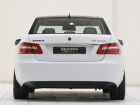 Ver foto 2 de Brabus Mercedes Clase E High Performance 4WD Full Electric 2011