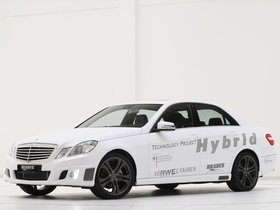 Ver foto 6 de Brabus Mercedes Clase E Technologie Projekt Hybrid 2011