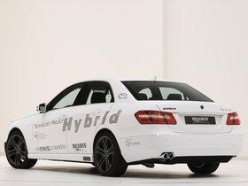 Ver foto 5 de Brabus Mercedes Clase E Technologie Projekt Hybrid 2011