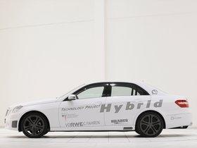 Ver foto 4 de Brabus Mercedes Clase E Technologie Projekt Hybrid 2011