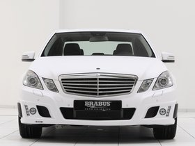 Ver foto 3 de Brabus Mercedes Clase E Technologie Projekt Hybrid 2011