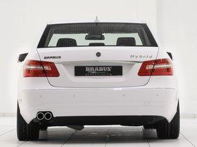 Ver foto 2 de Brabus Mercedes Clase E Technologie Projekt Hybrid 2011