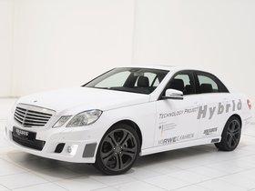 Fotos de Brabus Mercedes Clase E Technologie Projekt Hybrid 2011