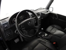 Ver foto 12 de Brabus Mercedes G 800 Widestar 2011