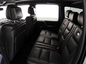 Ver foto 10 de Brabus Mercedes G 800 Widestar 2011