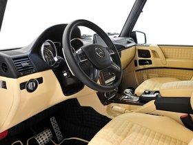 Ver foto 5 de Brabus Mercedes G 800 Widestar W463 2013