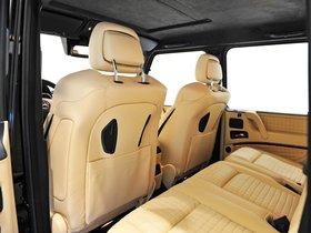 Ver foto 4 de Brabus Mercedes G 800 Widestar W463 2013