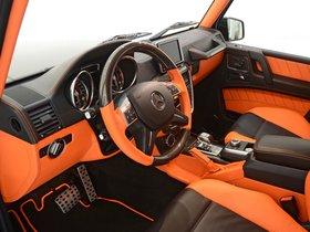 Ver foto 11 de Brabus Mercedes Clase G B63 W463 2012