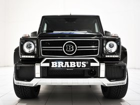 Ver foto 2 de Brabus Mercedes Clase G B63 W463 2012