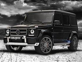 Fotos de Brabus Mercedes Clase G B63 W463 2012