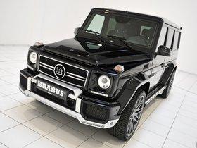 Ver foto 7 de Brabus Mercedes Clase G B63 W463 2012