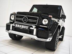 Ver foto 5 de Brabus Mercedes Clase G B63 W463 2012