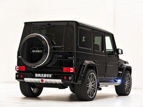 Ver foto 3 de Brabus Mercedes Clase G B63 W463 2012