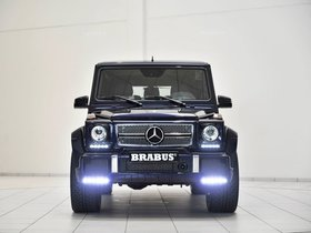 Ver foto 6 de Brabus Mercedes G63 Widestar Mystic Blue 2014