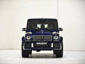 Ver foto 5 de Brabus Mercedes G63 Widestar Mystic Blue 2014