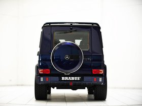 Ver foto 2 de Brabus Mercedes G63 Widestar Mystic Blue 2014