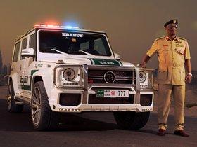 Ver foto 6 de Mercedes Brabus G700 Widestar Police W463  2013