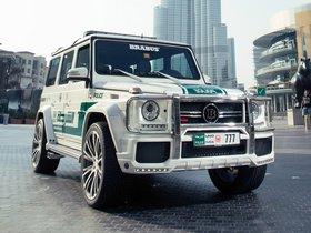 Ver foto 5 de Mercedes Brabus G700 Widestar Police W463  2013