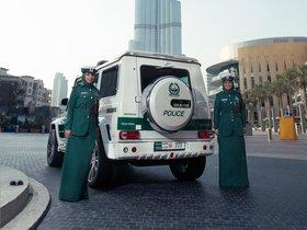 Ver foto 2 de Mercedes Brabus G700 Widestar Police W463  2013