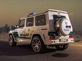 Ver foto 11 de Mercedes Brabus G700 Widestar Police W463  2013