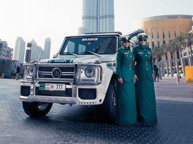 Ver foto 10 de Mercedes Brabus G700 Widestar Police W463  2013