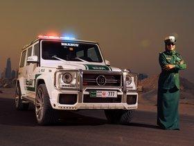 Ver foto 9 de Mercedes Brabus G700 Widestar Police W463  2013