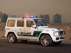 Ver foto 8 de Mercedes Brabus G700 Widestar Police W463  2013