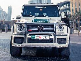 Ver foto 7 de Mercedes Brabus G700 Widestar Police W463  2013