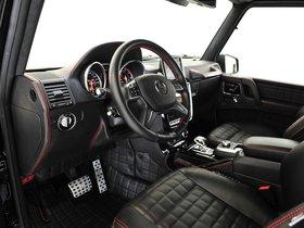 Ver foto 13 de Brabus Mercedes G800 IBusiness W463 2014