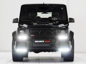 Ver foto 3 de Brabus Mercedes G800 IBusiness W463 2014