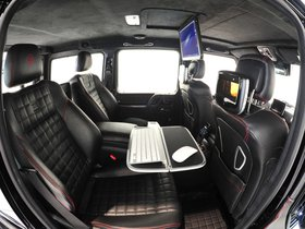 Ver foto 11 de Brabus Mercedes G800 IBusiness W463 2014