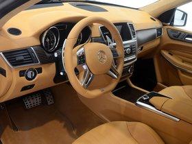 Ver foto 8 de Mercedes Brabus GL B63 620 2013