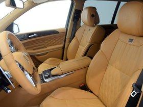 Ver foto 7 de Mercedes Brabus GL B63 620 2013