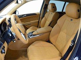 Ver foto 6 de Mercedes Brabus GL B63 620 2013