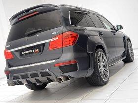 Ver foto 3 de Mercedes Brabus GL B63 620 2013