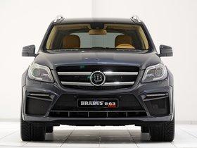 Ver foto 2 de Mercedes Brabus GL B63 620 2013
