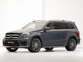 Ver foto 1 de Mercedes Brabus GL B63 620 2013
