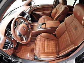 Ver foto 12 de Brabus Mercedes GL B63 Widestar 2013