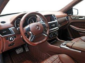Ver foto 9 de Brabus Mercedes GL B63 X166 2013