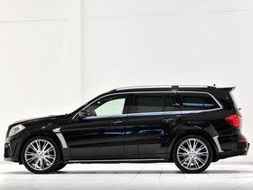 Ver foto 4 de Brabus Mercedes GL B63 X166 2013